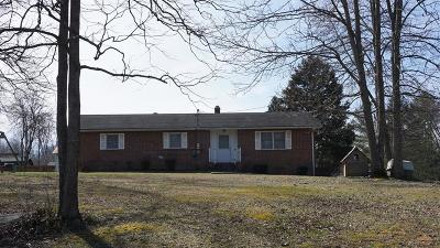 Crossville Single Family Home For Sale: 54 Towering Trail