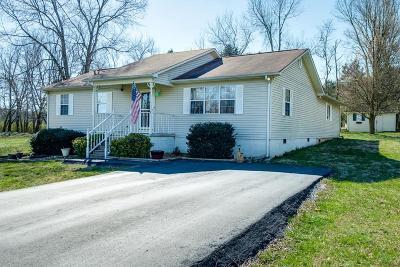 Sparta Single Family Home For Sale: 469 Washington Street