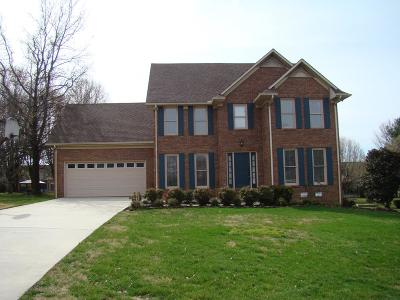 Cookeville TN Single Family Home For Sale: $272,000