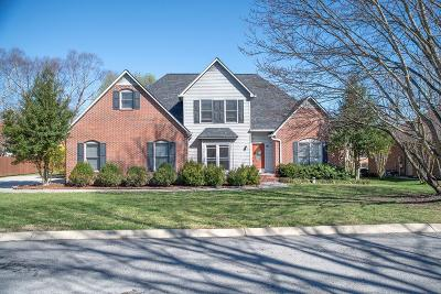 Single Family Home For Sale: 1372 Ivy Lane