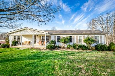 Baxter Single Family Home For Sale: 227 Bar Road