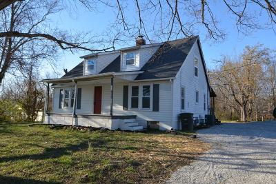 Cookeville TN Single Family Home For Sale: $137,500