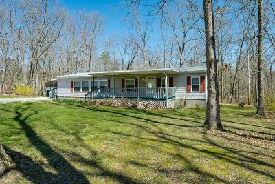 Crossville Single Family Home For Sale: 3316 Oswego Rd.