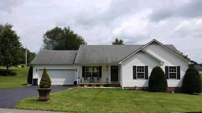 Cookeville TN Single Family Home For Sale: $164,900