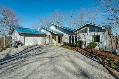 Monterey Single Family Home For Sale: 608 Cumberland Cove Rd