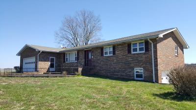 Cookeville Single Family Home For Sale: 4050 Cumby Road