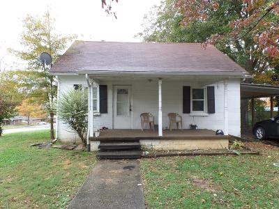 Cookeville TN Single Family Home For Sale: $69,929