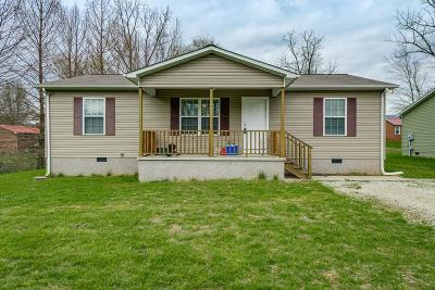 Cookeville TN Single Family Home For Sale: $136,900