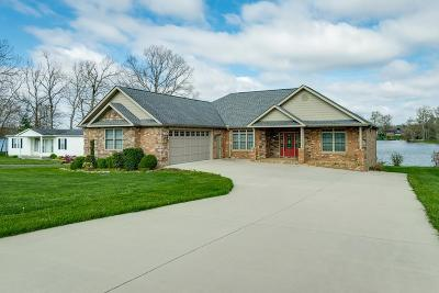 Crossville Single Family Home For Sale: 1210 Arrowhead Dr.