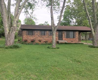 COOKEVILLE Single Family Home For Sale: 20 Battlefield
