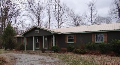 Sparta Single Family Home For Sale: 7490 Bluff Top Rd