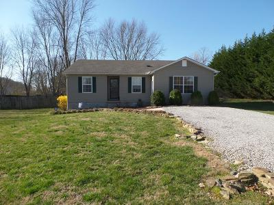 Cookeville Single Family Home For Sale: 6335 Willet Road