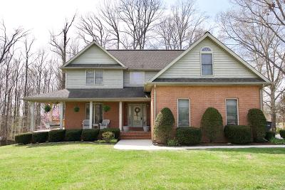 Cookeville Single Family Home For Sale: 3505 Tolbert Drive