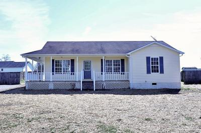 Cookeville Single Family Home For Sale: 4631 Maple Shade Circle
