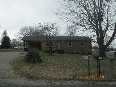 Sparta Single Family Home For Sale: 226 Fairview Cir