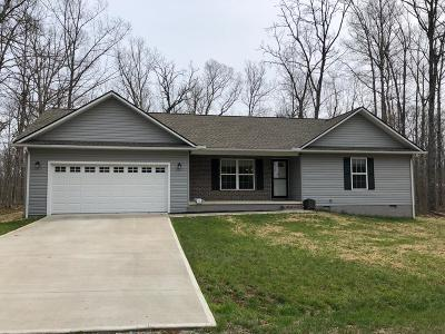 Crossville Single Family Home For Sale: 124 Calusa Lane