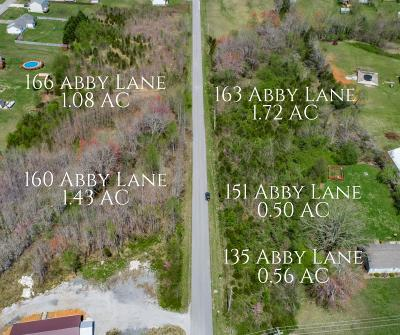 Residential Lots & Land For Sale: 160 Abby Lane