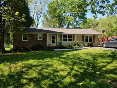 Sparta Single Family Home For Sale: 348 John Henry Demps Rd