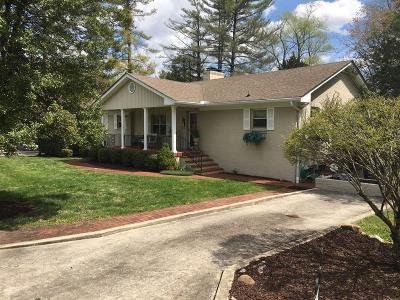 Cookeville Single Family Home For Sale: 521 Denton Avenue