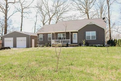 Sparta Single Family Home For Sale: 6111 Burgess Falls Rd
