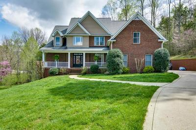Cookeville Single Family Home For Sale: 380 New Heritage Drive