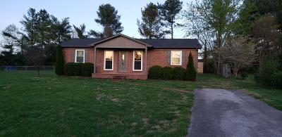 Cookeville Single Family Home For Sale: 1101 Grandiose Drive