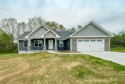 Baxter Single Family Home For Sale: 8955 Cookeville Boatdock Road