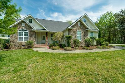 Cookeville Single Family Home For Sale: 4925 Curtis Drive