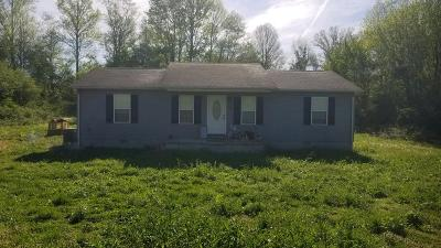 Sparta Single Family Home For Sale: 282 Findlay Subdivision Road