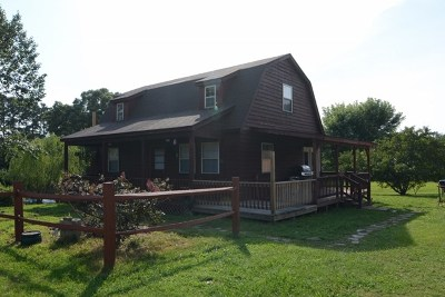 Allons Single Family Home For Sale: 563 Oakley Allons Road
