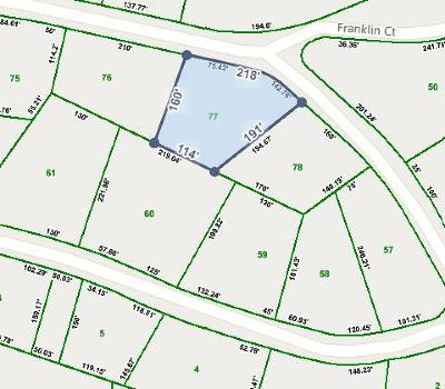 Residential Lots & Land For Sale: 1034 Heathwood West Drive