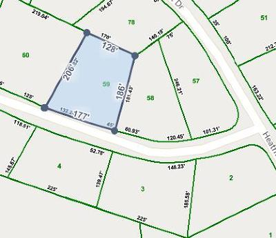 Residential Lots & Land For Sale: 1140 Heathwood West Drive