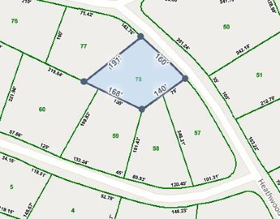 Cookeville TN Residential Lots & Land For Sale: $13,900