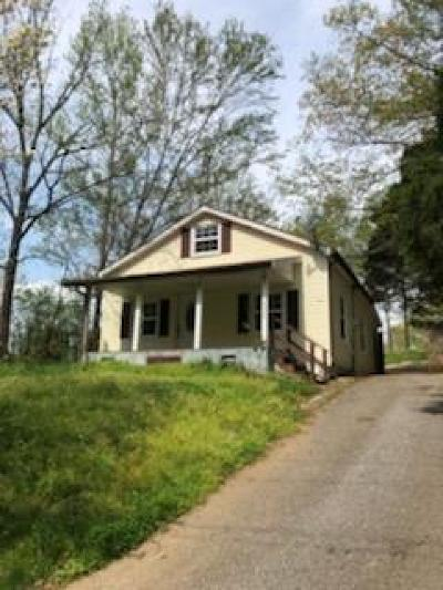 Cookeville Single Family Home For Sale: 4426 Rickman Road