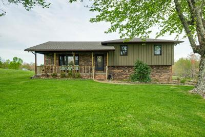 Sparta Single Family Home For Sale: 410 Low Gap Road