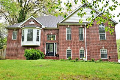 Cookeville Single Family Home For Sale: 800 Spring Park Dr