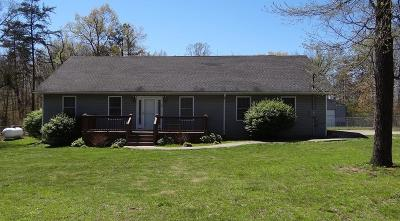 Monterey TN Single Family Home For Sale: $254,000