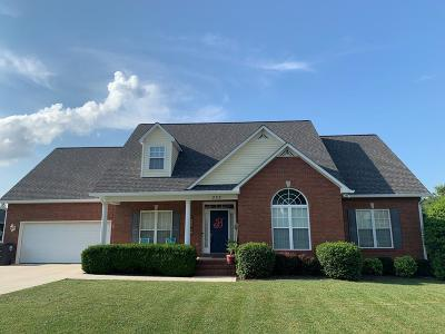 Cookeville Single Family Home For Sale: 333 Brookside Drive