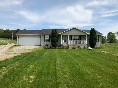 Sparta Single Family Home For Sale: 10389 Old Kentucky Rd