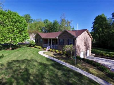 Cookeville Single Family Home For Sale: 865 Spring Valley Rd