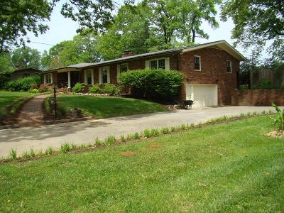 Cookeville Single Family Home For Sale: 1090 Oaklawn Drive
