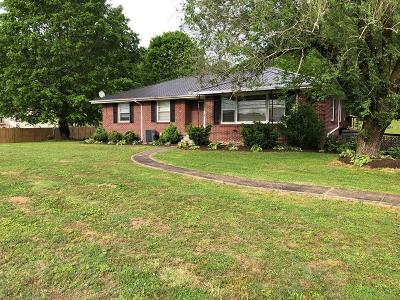 Gainesboro Single Family Home For Sale: 824 Jennings Creek Hwy