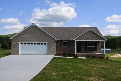Rickman Single Family Home For Sale: 2815 Rickman Rd.
