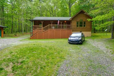 Monterey Single Family Home For Sale: 374 Cumberland Cove