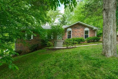 Cookeville Single Family Home For Sale: 855 Forest Hills