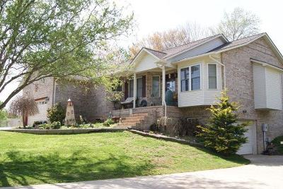Cookeville Single Family Home For Sale: 1472 Newhall Circle