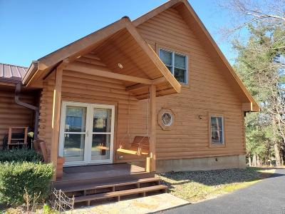 Allons Single Family Home For Sale: 762 Hunter Cove Road