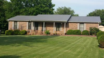 Cookeville Single Family Home For Sale: 2424 Magnolia Dr.