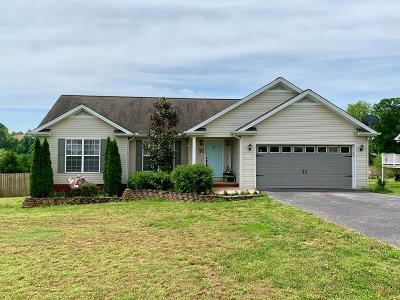Cookeville Single Family Home For Sale: 3439 Northwind Drive