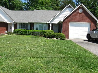 Cookeville Single Family Home For Sale: 914 Nottingham Drive